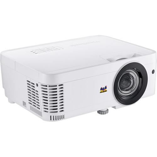 ViewSonic PS600X 3500-Lumen XGA Short-Throw DLP Projector