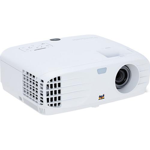 ViewSonic Home Entertainment Full HD 1080P Projector 3,500 Lumens, Dual 3D Blu-Ray Ready HDMI Inputs