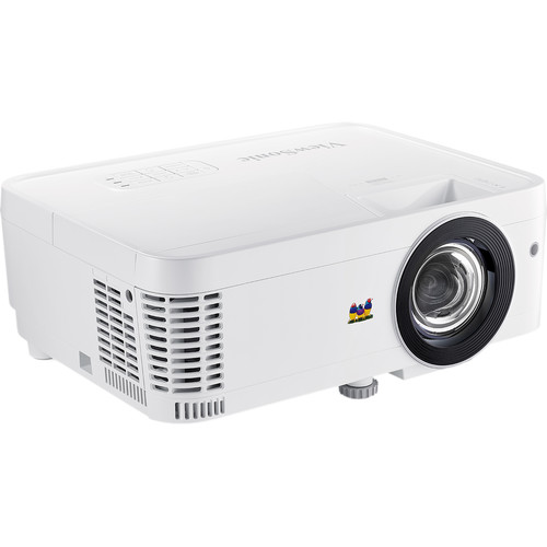 ViewSonic PX706HD 3000-Lumen Full HD Short-Throw DLP Projector