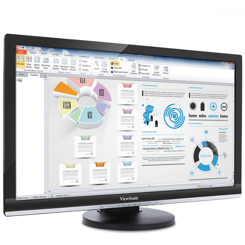 """ViewSonic SD-T245 24"""" All-in-One Desktop Computer"""