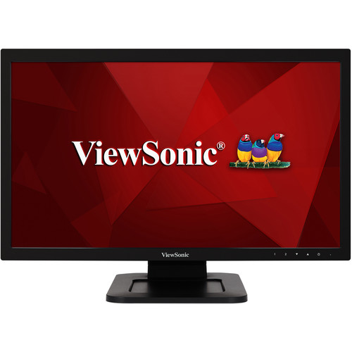 "ViewSonic TD2210 22"" 16:9 Resistive Touch LCD Monitor"