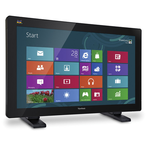 ViewSonic TD3240 10-Point Multi-Touch IPS Monitor