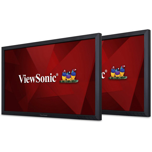 "ViewSonic VG2249_H2 22"" 16:9 SuperClear LCD Monitor (2-Pack, Without Stands)"