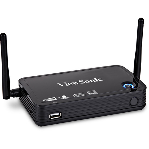 ViewSonic ViewSync 3 Wireless Full HD Dual-Band Wi-Fi Presentation Gateway