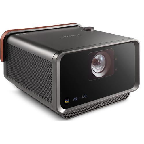 ViewSonic X10-4KE 2400-Lumen XPR 4K UHD Short-Throw DLP Projector
