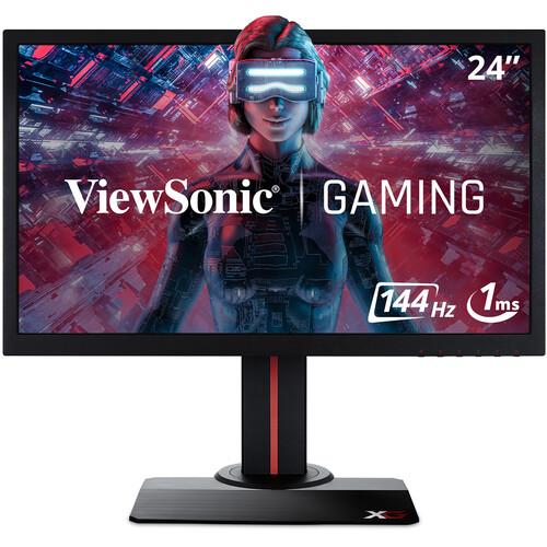 """ViewSonic XG2402 24"""" 16:9 144 Hz FreeSync LCD Monitor"""