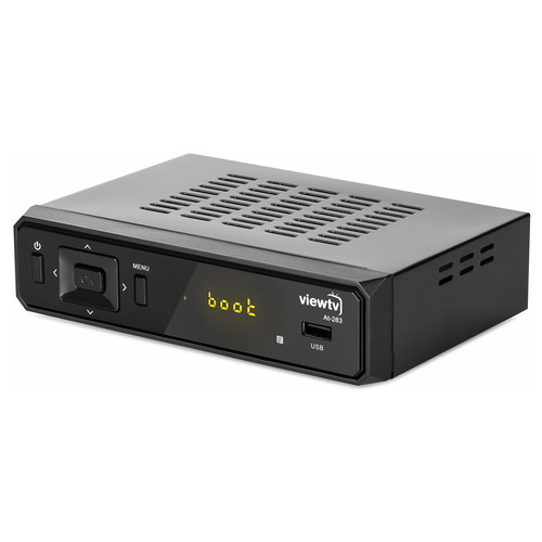 ViewTV AT-263 Digital TV Converter Box