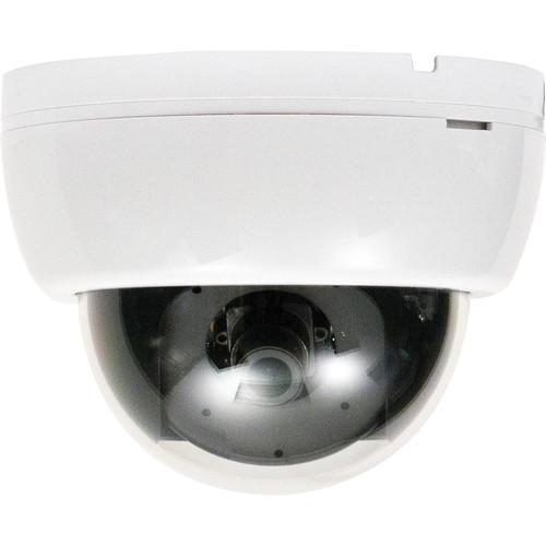 ViewZ HDC Series VZ-HDC-2 1080 HD-SDI True WDR Day/Night Indoor Mini Dome Camera (White)