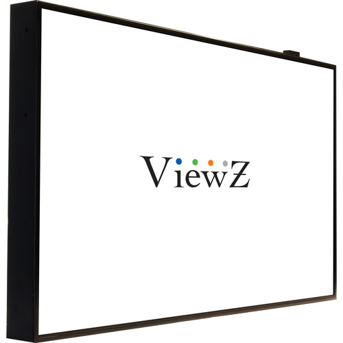 "ViewZ NL Series VZ-55NL 55"" Full HD LCD CCTV Monitor (Black)"