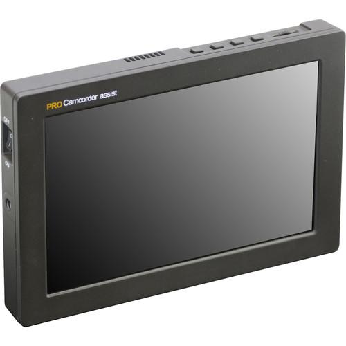 "ViewZ 7"" HDMI/3G-SDI On-Camera Monitor"