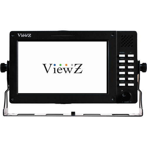 "ViewZ VZ-070FM-3G 7"" Portable 3G-SDI IPS LED Backlight Panel Monitor"