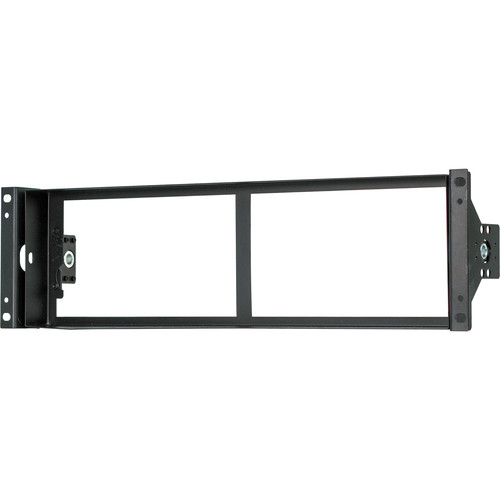 """ViewZ Rack Mount-Assay for Two 7"""" Monitors"""
