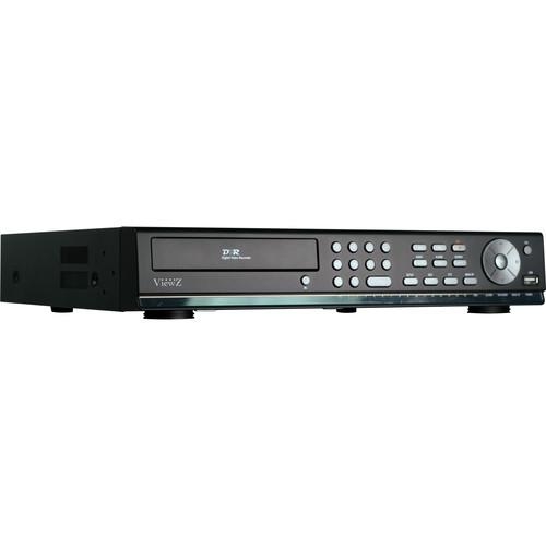 ViewZ VZ-16HyDVR 16-Channel Hybrid DVR with HD-SDI Support (2 TB)