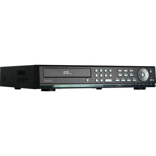 ViewZ VZ-16HyDVR 16-Channel Hybrid DVR with HD-SDI Support (6 TB)