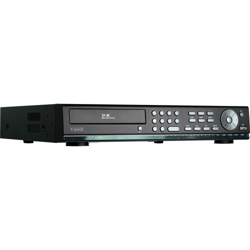 ViewZ VZ-16HyDVR 16-Channel Hybrid DVR with HD-SDI Support (8 TB)