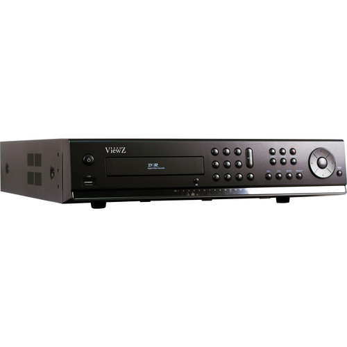 ViewZ 16-Channel 1080p DVR with 12TB Preinstalled HDD
