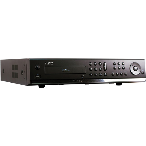 ViewZ 16-Channel 1080p DVR with 4TB Preinstalled HDD