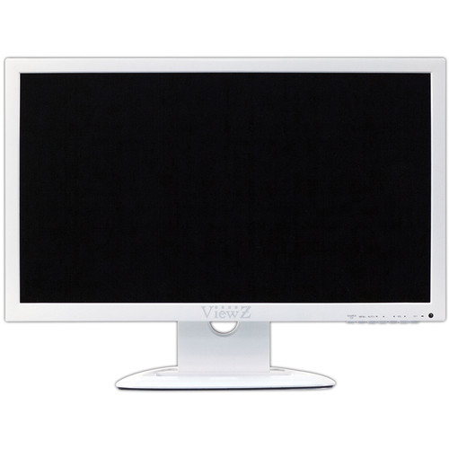 "ViewZ VZ-215iPM 21.5"" Commercial LED Monitor (White)"