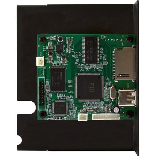 ViewZ VZ-2300MP2 High Definition Media Player for PVMZ Series Monitors (Black)