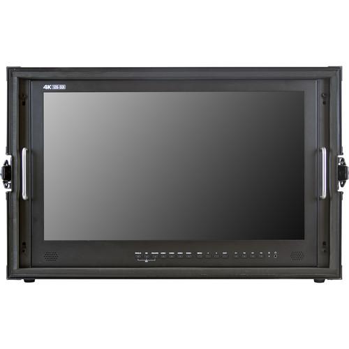 "ViewZ 23.8"" DCI 4K 12G-SDI Broadcast Monitor"