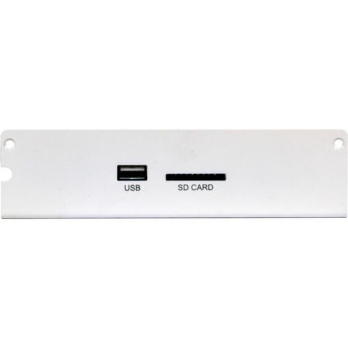 ViewZ VZ-2732MP1 Standard Definition Media Player for PVMZ Series Monitors (White)