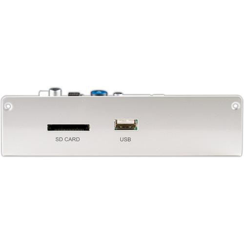 ViewZ VZ-2732MP2 High Definition Media Player for PVMZ Series Monitors (White)