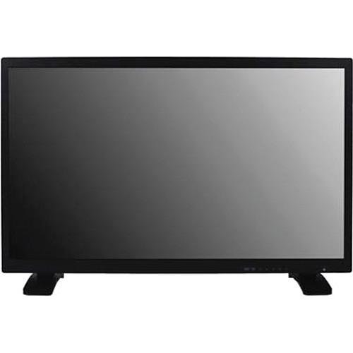 "ViewZ VZ-27RTHL 27"" Full HD Widescreen Commercial-Grade LED-Backlit TFT LCD CCTV Monitor (Black)"