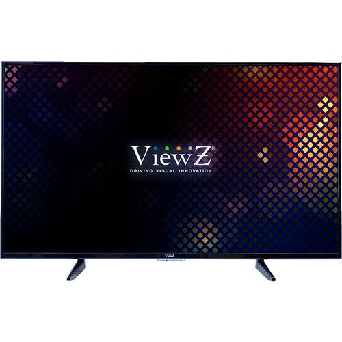 "ViewZ VZ-43CMP 43"" 16:9 1920 x 1080 LED CCTV Monitor"