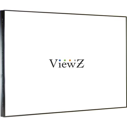 "ViewZ NB Series 49"" 1080p Professional LED CCTV Video Wall Mount Monitor"