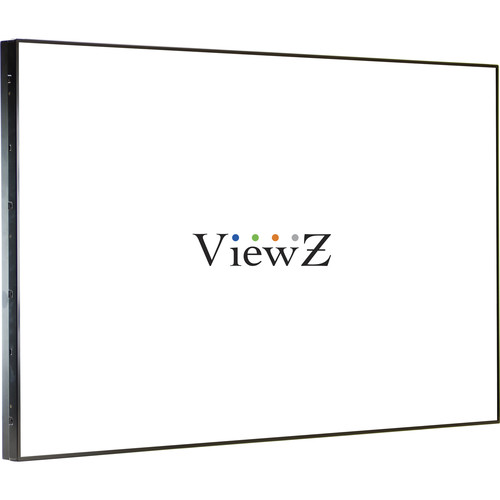 "ViewZ NB Series 49"" Professional LED CCTV Video Wall Mount Monitor"