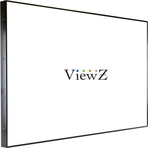 "ViewZ NB Series 55"" 1080p Professional LED CCTV Video Wall Mount Monitor"