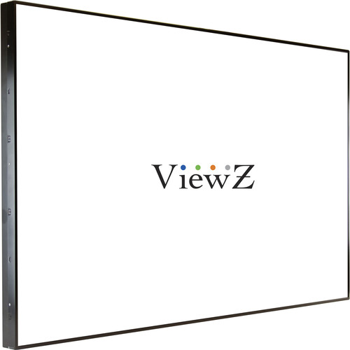 "ViewZ NB Series 55"" 1080p Professional LED CCTV Video Wall Mount Monitor"