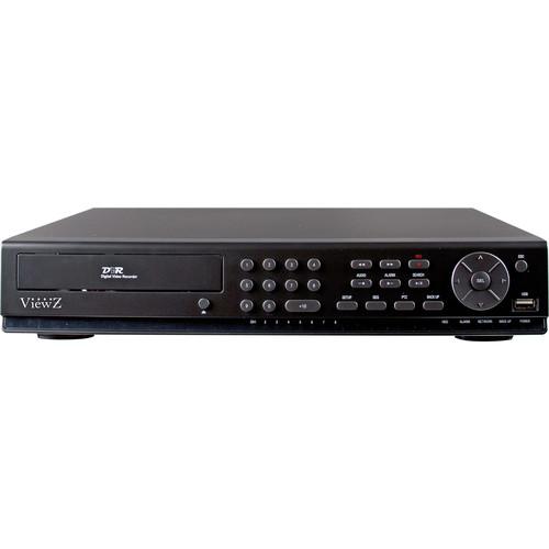ViewZ VZ-08HDVR 8-Channel 1080p HD-SDI DVR (1TB)