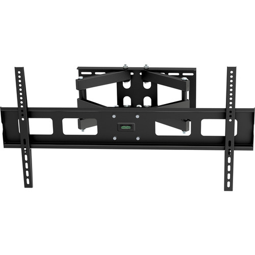 "ViewZ VZ-AM03 Swing-Out Double Articulating Wall Mount for 40 to 46"" Monitors (Black)"