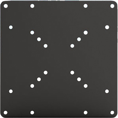 "ViewZ Wall-Mount Adapter Plate for Select 24 to 32"" ViewZ Monitors (Black)"