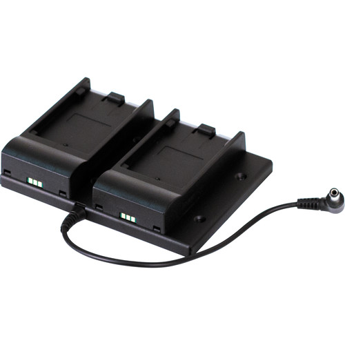 """ViewZ Dual Canon CP Series Battery Plate for ViewZ 7"""" Monitor"""