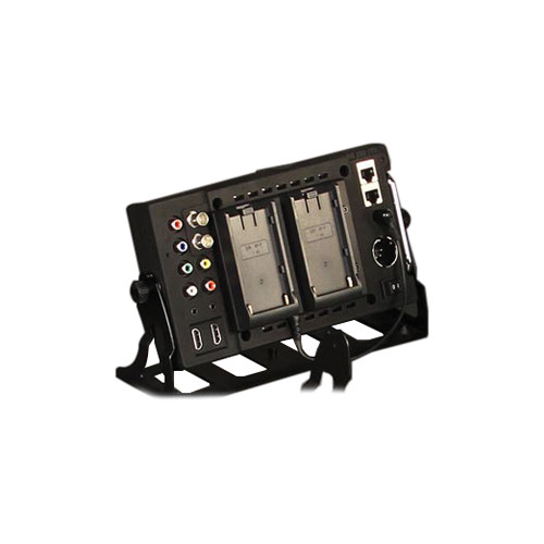 "ViewZ Dual Panasonic Battery Plate for ViewZ 7"" Monitor"