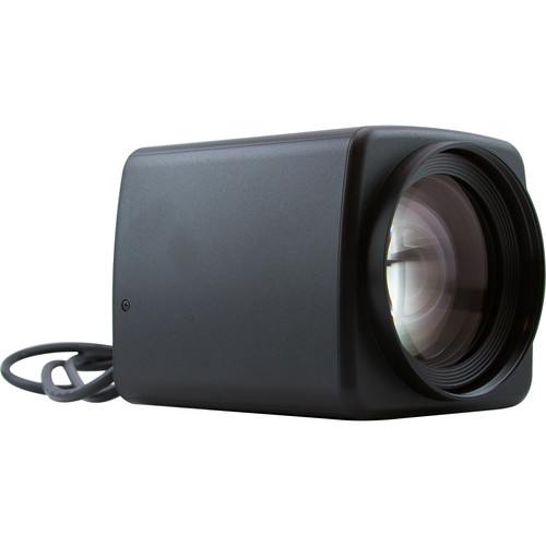 """ViewZ VZ-C6X11MDC-4W 2/3"""" 3.6MP Motorized Zoom with Auto-Iris for 2/3"""", 1/2"""", and 1/3"""" Cameras"""