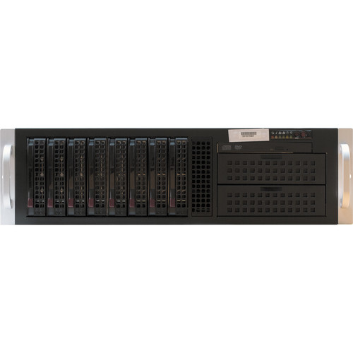 ViewZ VZ-PRO-12 12-Channel Full HD Video Wall Controller (1TB)