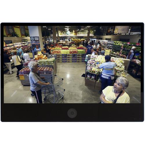 """ViewZ VZ-PVM-Z4B3N 32"""" 1080p Public View Monitor (Black)"""