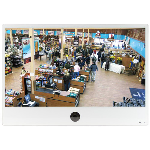 "ViewZ VZ-PVM-Z4W3N 32"" 1080p Public View Monitor (White)"
