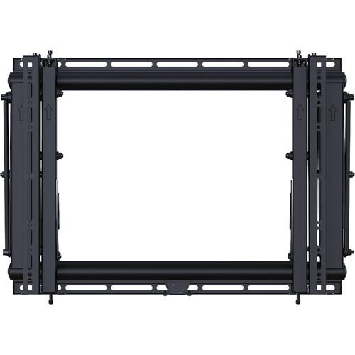 ViewZ VZ-XM46 Spring-Loaded Scissor Video Wall Mount