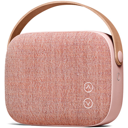 Vifa Helsinki Bluetooth Portable Speaker (Dusty Rose)