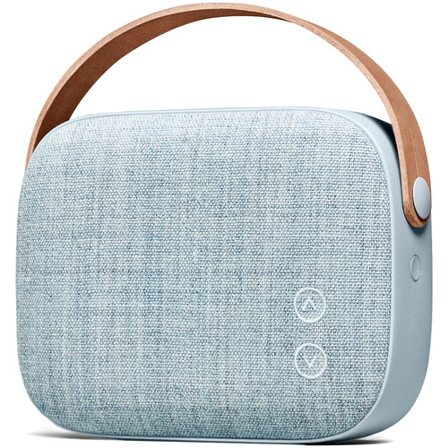 Vifa Helsinki Bluetooth Portable Speaker (Misty Blue)