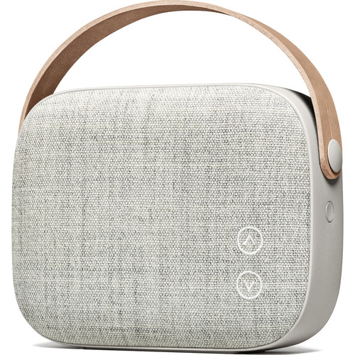Vifa Helsinki Bluetooth Portable Speaker (Sandstone Gray)