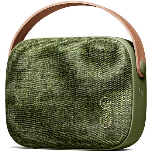 Vifa Helsinki Bluetooth Portable Speaker (Willow Green)