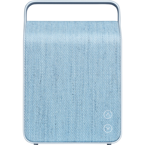 Vifa Oslo Compact Rechargeable Bluetooth Speaker (Ice Blue)