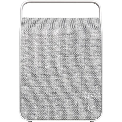 Vifa Oslo Compact Rechargeable Bluetooth Speaker (Pebble Gray)