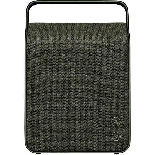 Vifa Oslo Compact Rechargeable Bluetooth Speaker (Pine Green)