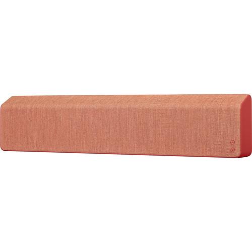 Vifa Stockholm Wireless Speaker (Sunset Red)